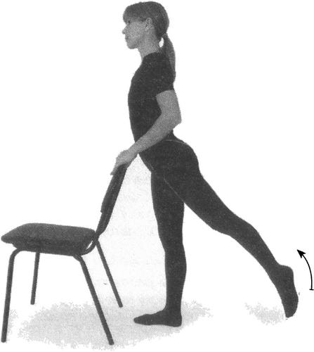 Боковых поверхностей ног расслабляются напряженные после тяжелого дня суставы отчего хрустит коленный сустав