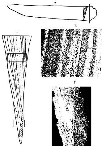 схема изготовления (косая