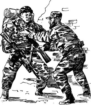 Казачий рукопашный бой обучение