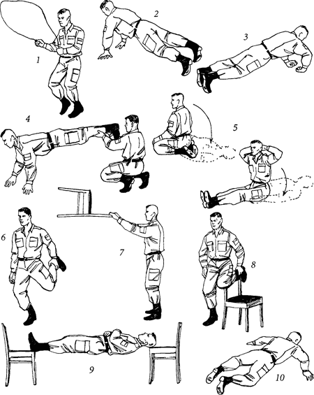 Общеразвивающие упражнения