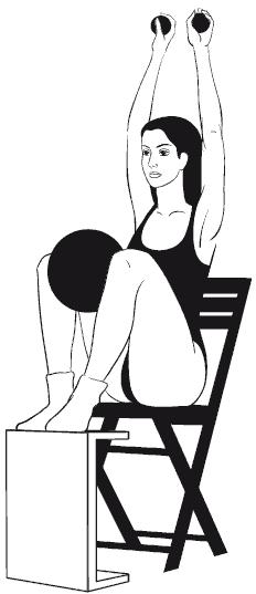 Упражнения для сексуальной дисгармонии женщины