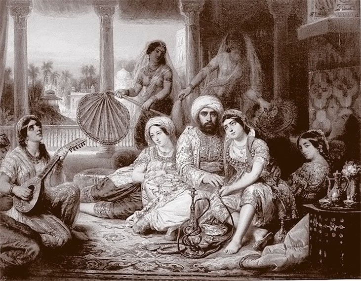 Сексуальные унижения наложниц шейха фото 168-657