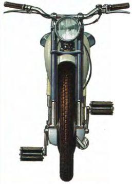 Мотоциклы. Историческая серия ТМ. 1999