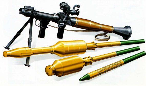 Выстрелы к гранатомёту РПГ-7 « Оружейная правда