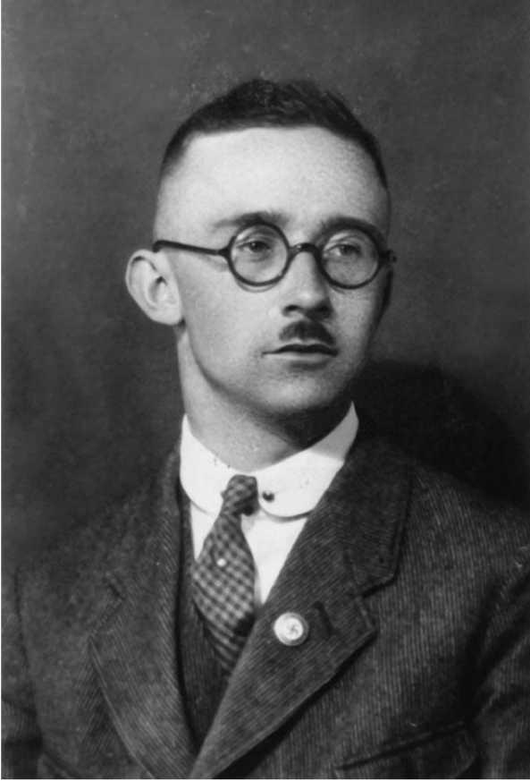 heinrich himmler Heinrich luitpold himmler [ipa: haɪnʁɪç hɪmlɐ] (7 october 1900 – 23 may 1945) was reichsführer of the schutzstaffel, a high-ranking military commander, and a.