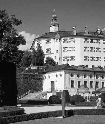 Тироль и Зальцбург