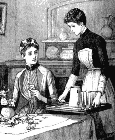 Служанка и старая хозяйка