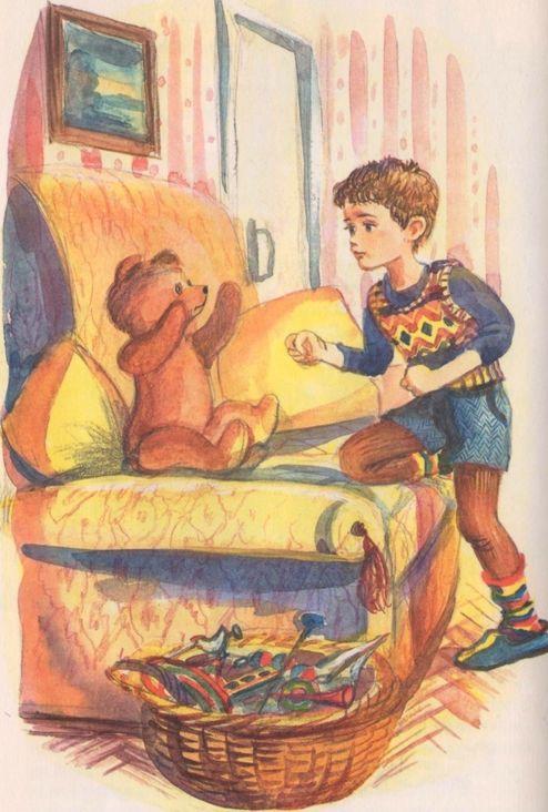 рассказ в.драгунского друг детства читать