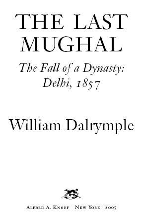 The Last Mughal
