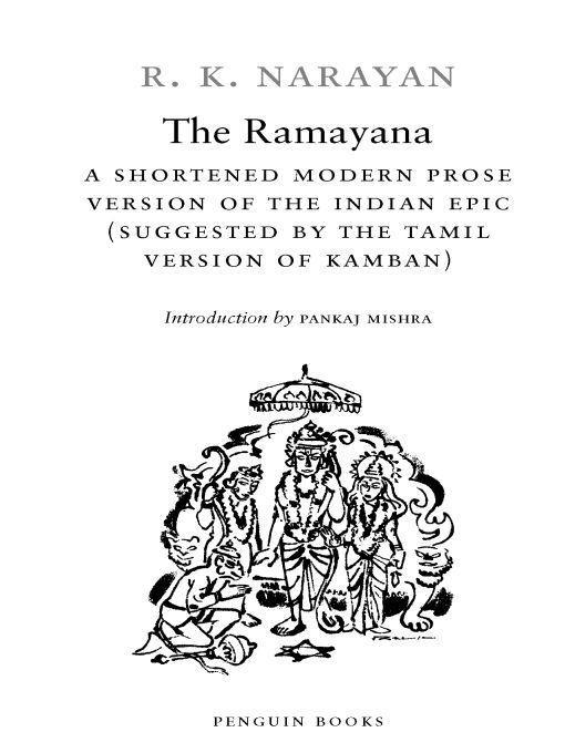 the ramayana narayan chapter reviews Assignments will include book chapter readings/study, vocabulary review, object  studies and  valmiki, rk narayan, the ramayana, isbn 978-0143039679.