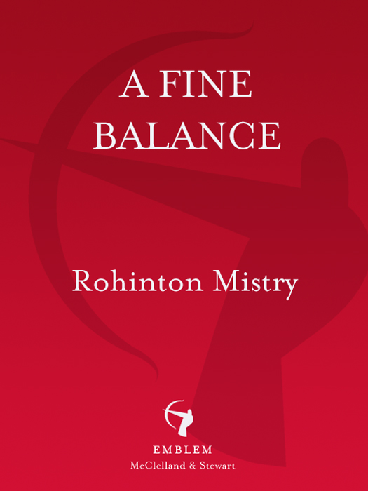 rohinton mistrys a fine balance an analysis Title : a fine balance author : rohinton mistry narrator : john lee genre : society/culture listening length : 24 hours and 29 minutes pages : 603 rating : 5/5 a fine balance is quite a tome i realized this when i tried to download it from the local library to my android phone, via the overdrive app.