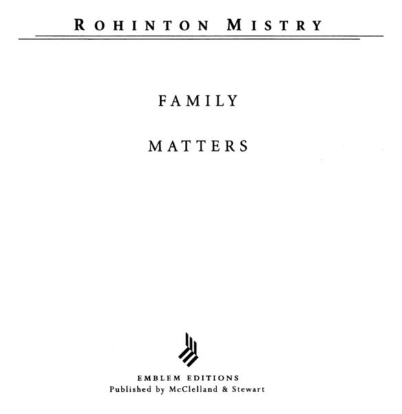 Family Matters Summary
