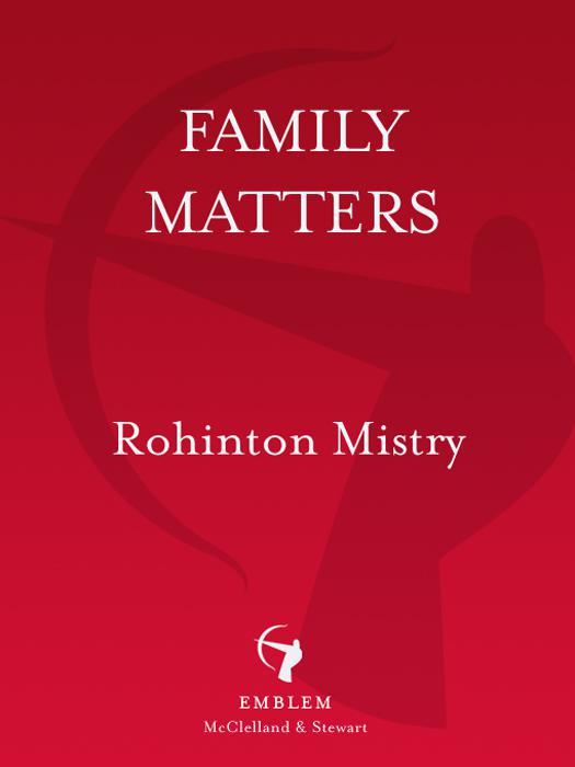 Книга: Family Matters