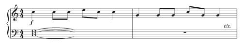 был ли знаком моцарт с бетховеном