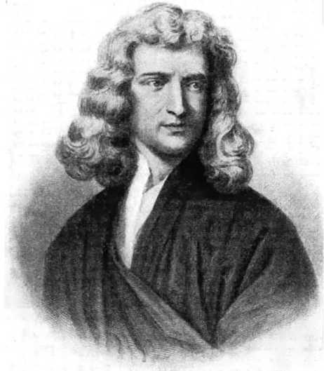 Биографию Исаак Ньютона