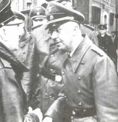 Картинки по запросу Гиммлер приказал ликвидировать все гетто