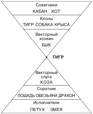 структурный гороскоп кваши обезьяна