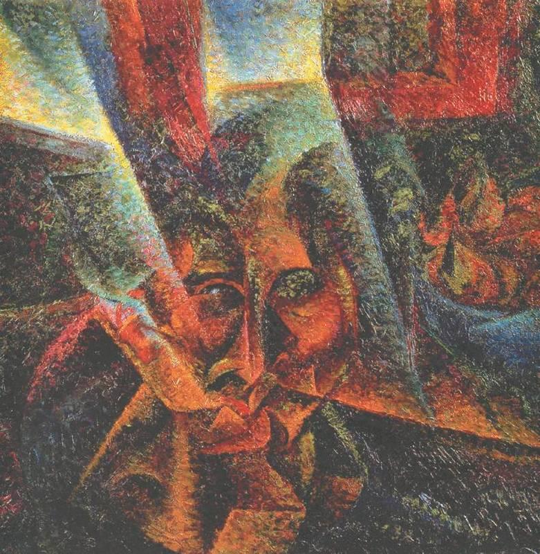 Боччони Умберто (1882–1916) - Мастера авангарда