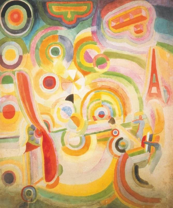 Делоне Робер (1885–1941) - Мастера авангарда
