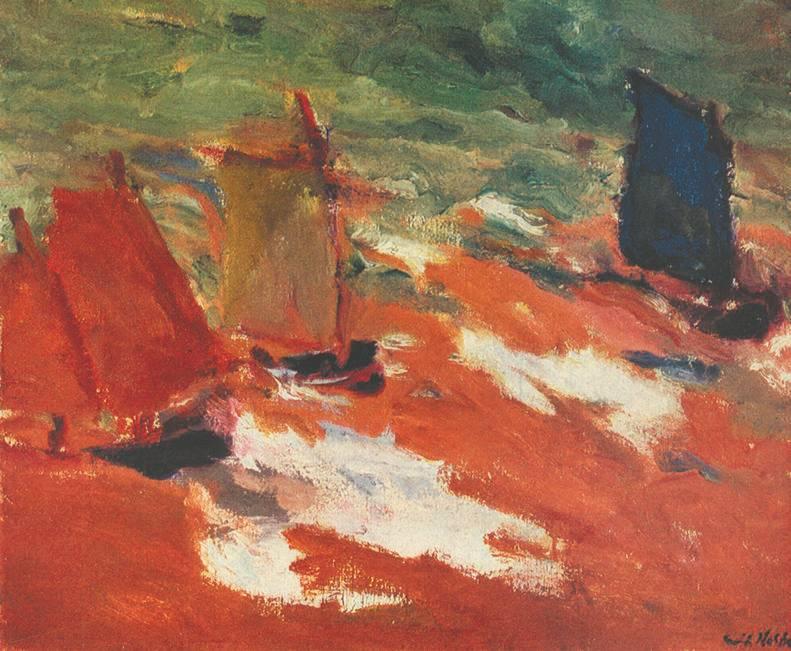 Нольде Эмиль (1867–1956) - Мастера авангарда