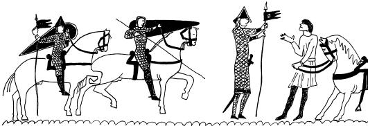 Эволюция вооружения Европы. От викингов до Наполеоновских войн