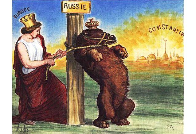 Существует ли русская нация и почему Россия отстала от Европы?