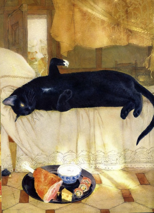 Девять жизней одного кота