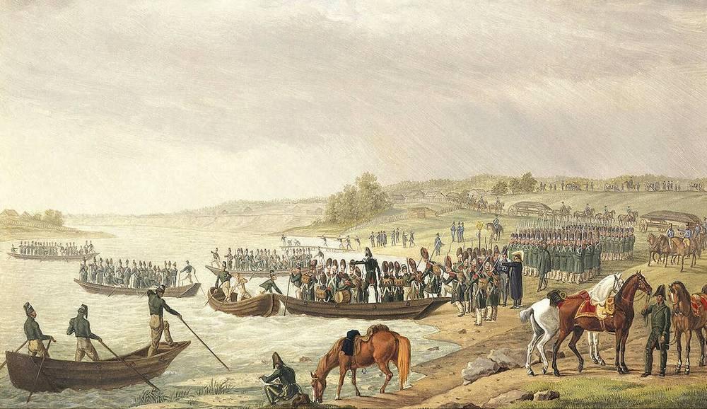 изображение войны 1805 1807 годов: