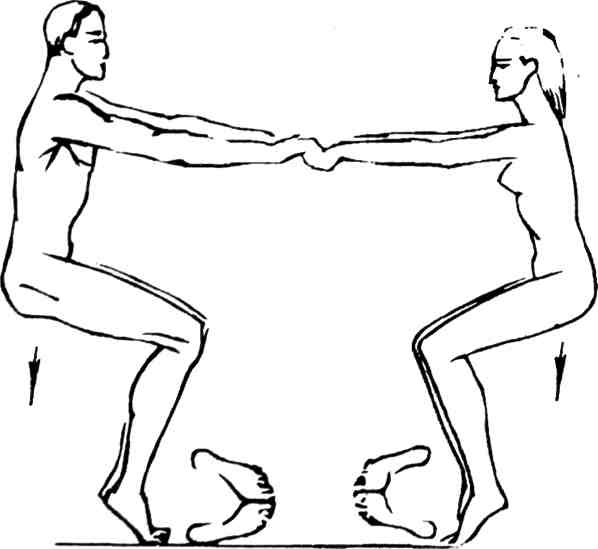 Преподаю тантрическому сексу