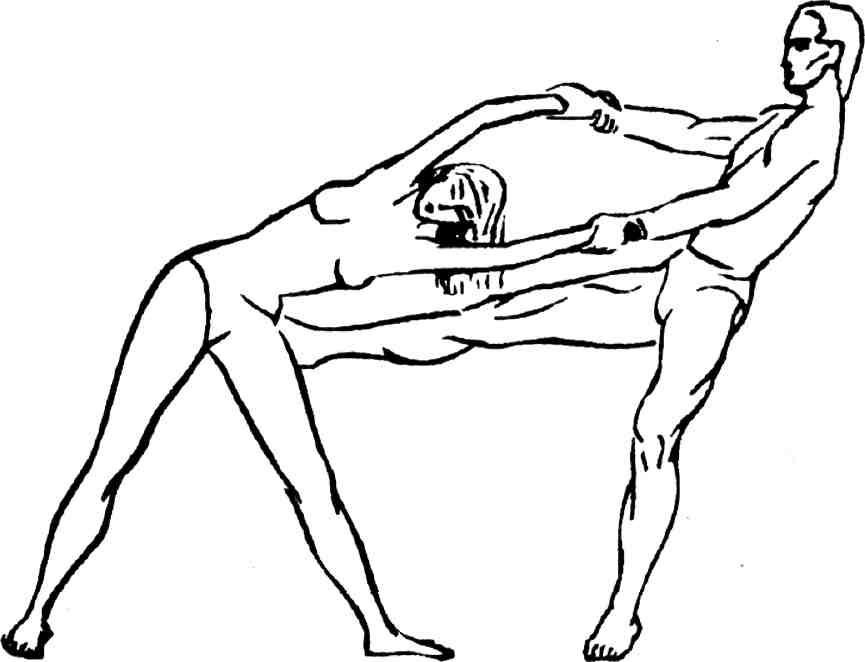 Тантрический секс нажатие на мышцу