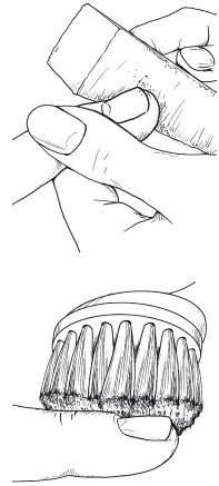 Что нужно для наращивание ногтей типсами в