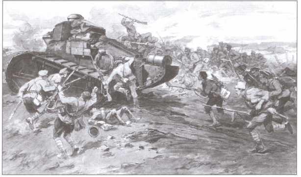 Белый Крым, 1920