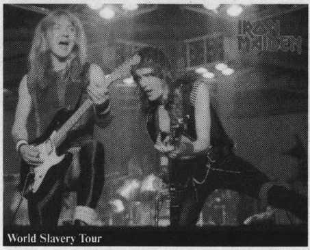 Iron Maiden. Биография