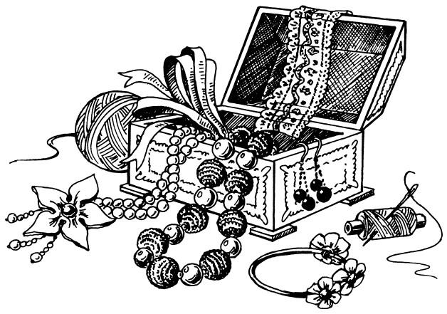 Бижутерия и украшения своими руками