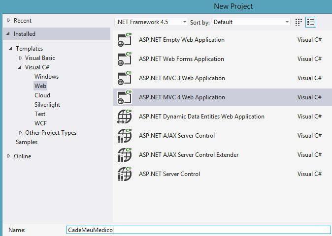 Desenvolvimento web com ASP.NET MVC