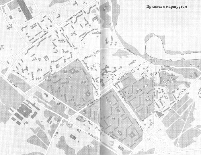 Книга: Чернобыль, Припять
