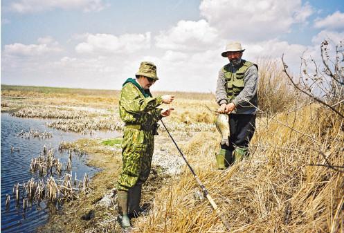 Книга Рыбалка по открытой воде