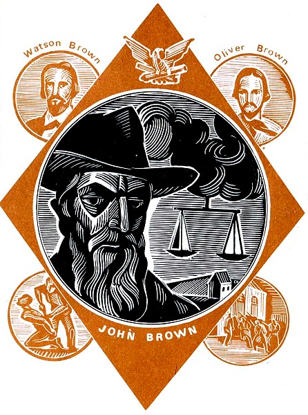 john brown the sword and the word John 1:1 says, in the beginning was the word hebrews 4:12 says, the word of god is alive and active sharper than any double-edged sword, it penetrates even to dividing the phrase word of god means more than the printed words on a page god is a communicator and has been speaking.