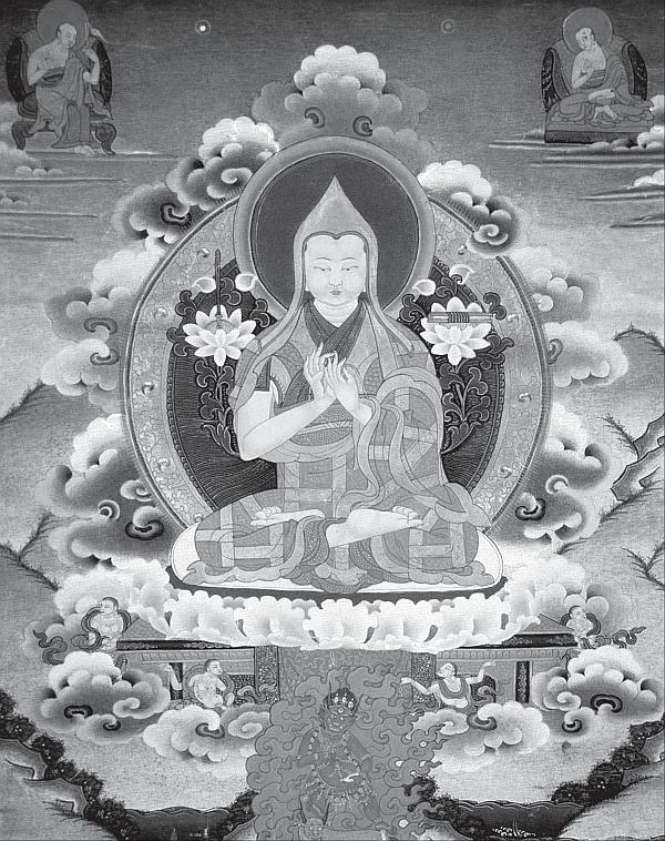 Тибет: сияние пустоты
