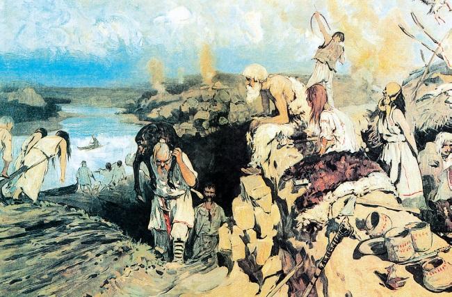 Книга: Древняя Русь. IV–XII вв