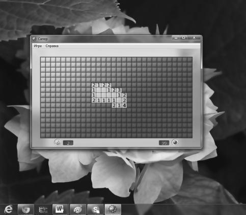 Windows 7 Игра Червы