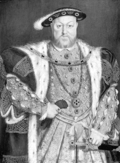Жены Генриха VIII