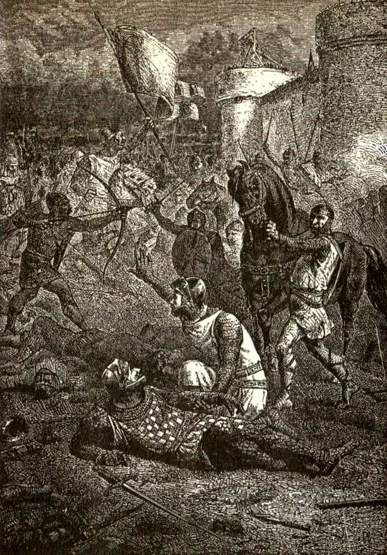 История Англии для юных