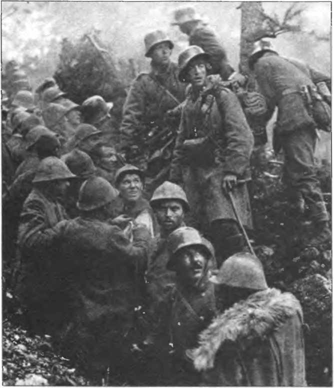 Гомосексуализм во время первой мировой войны