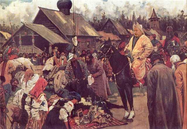 Великий хан Батый – основатель Российской государственности