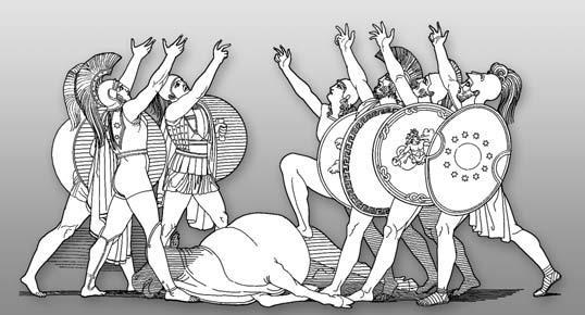 Театр мистерий в Греции. Трагедия