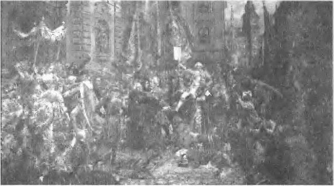 Польша против Российской империи: история противостояния