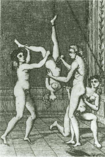 Порно рассказ про маркиза де сада