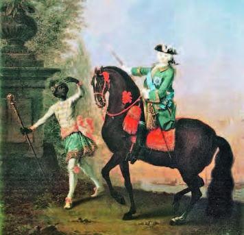 «Коронные перемены» – дворцовые перевороты. 1725–1762 гг.
