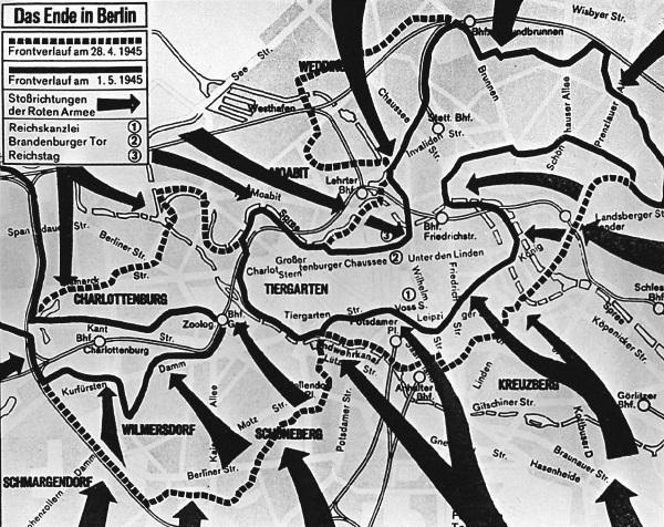 Книга: Битва за Берлин. Полная